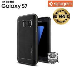 Spigen Neo Hybrid Case untuk Galaxy S7 (Gmetal) Harga Terbaik 100% Asli)-Intl