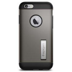 Jual Spigen Iphone 6S Slim Armor Gunmetal Ori