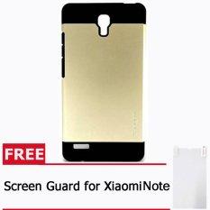 Harga Spigen Xiaomi Redmi Note Sgp Slim Armor Gold Free Screen Guard Baru