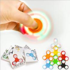 Spinner LED Neo Fidget Finger Toy - Random