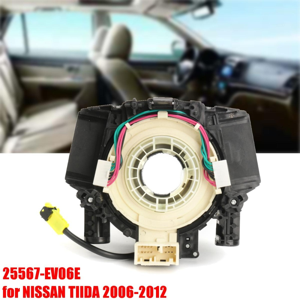 Spiral Cable Clock Spring SubAssy Airbag For NISSAN .