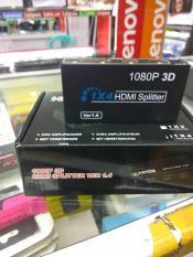 Diskon Splitter Hdmi 1X4 Port Branded