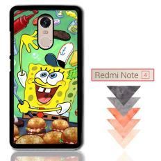 Beli Spongebob Squarepants Krabby Patty Z0046 Xiaomi Redmi Note 4 Note 4X Custom Case Di Jawa Tengah