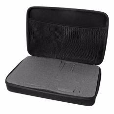 Spesifikasi Sport Cam Big Large Size Bag For Sjcam Sj4000 Gopro Hero 4 3 Xiaomi Yi Hitam Yg Baik