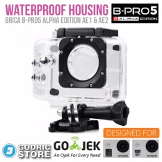 Sport Cam / SJ6000 / W8 / W9 / Brica B-PRO 5 Alpha Edition Waterproof Housing Case