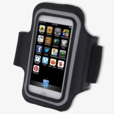 Sport Running Armband Case Mesh Arm Band - [RANDOM] For BB and Samsung