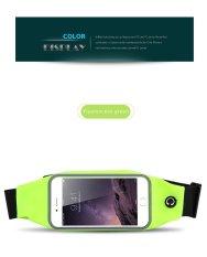Sports Case Pouch untuk Lenovo VIBE Z2 Pro K920 Case Universal Pinggang Tas Telepon Tahan Air untuk Lenovo VIBE Z2 Pro K920-Intl