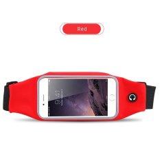 Sports Case Pouch untuk Microsoft Lumia 850 Case Universal Pinggang Tas Telepon Tahan Air untuk Microsoft Lumia 850-Intl