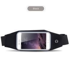 Sports Case Pouch untuk ZTE Nubia Z7 Max Case Universal Pinggang Tas Telepon Tahan Air untuk ZTE Nubia Z7 Max- INTL