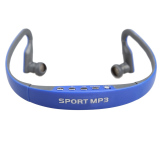 Beli Sports Mp3 Player Headphone Sangkutan Telinga Dengan Headset Dan Slot Kartu Tf Fm Biru Murah Hong Kong Sar Tiongkok