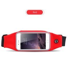 Olahraga Pouch Case untuk Acer Liquid Jade 2, Menjalankan Olahraga Phone Case Sabuk Pouch Waterproof Jogging Fitness Pinggang Band untuk Acer Liquid Jade 2-Intl