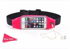Olahraga Pouch Case untuk ZTE AXON Lux, Outdoor Menjalankan Olahraga Phone Case Sabuk Pouch Waterproof Jogging Fitness Pinggang Band untuk ZTE AXON LUX-Intl