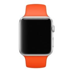 Harga Olahraga Silikon Gelang Tali Band Untuk Apple Watch Series 1 2 38Mm Atau Intl Satu Set