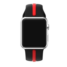 Harga Sports Silicone Bracelet Strap Band For Apple Watch Series 1 2 42Mm Intl Oem Asli