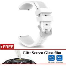 Beli Olahraga Silikon Gelang Tali Band Untuk Samsung Gear S3 Classic S3 Frontier Watch Intl Kredit Tiongkok