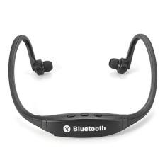 Beli Olahraga Wireless Headset Bluetooth Stereo Telepon Kepala Untuk Iphone Samsung Htc Lg Hitam Baru Dengan Kartu Kredit