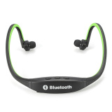 Jual Olahraga Wireless Headphone Stereo Bluetooth Headset Untuk Iphone Samsung Htc Lg Hijau Oem Murah