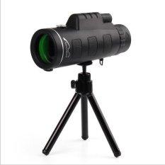Spesifikasi Spot Teropong Monocular 35X50 With Pelindung Debu Teleskop With High Power Hd Didedikasikan For Konser Luar Ruagan Internasional Oem