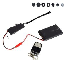 SPY Tersembunyi Kamera HD 1080 P Remote Control Video Modul DVR Disguise-Intl