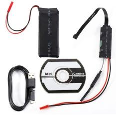 Spy Nanny CAM Nirkabel WIFI IP Tersembunyi DIY Digital Kamera Video Mini Micro DVR DV-Intl