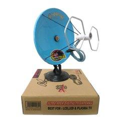 Spyro Antena TV Mini Parabola - Biru