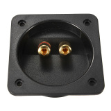 Harga Square Subwoofer Wire Install Speaker Box Terminal Piala Sekrup Konektor Oem Ori