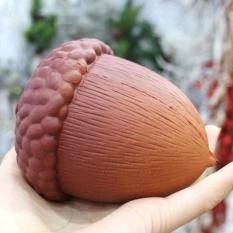 Jual Squishy Slow Rising Nut 11Cm X 9Cm X9Cm Pu Soft Toy Intl Murah Tiongkok