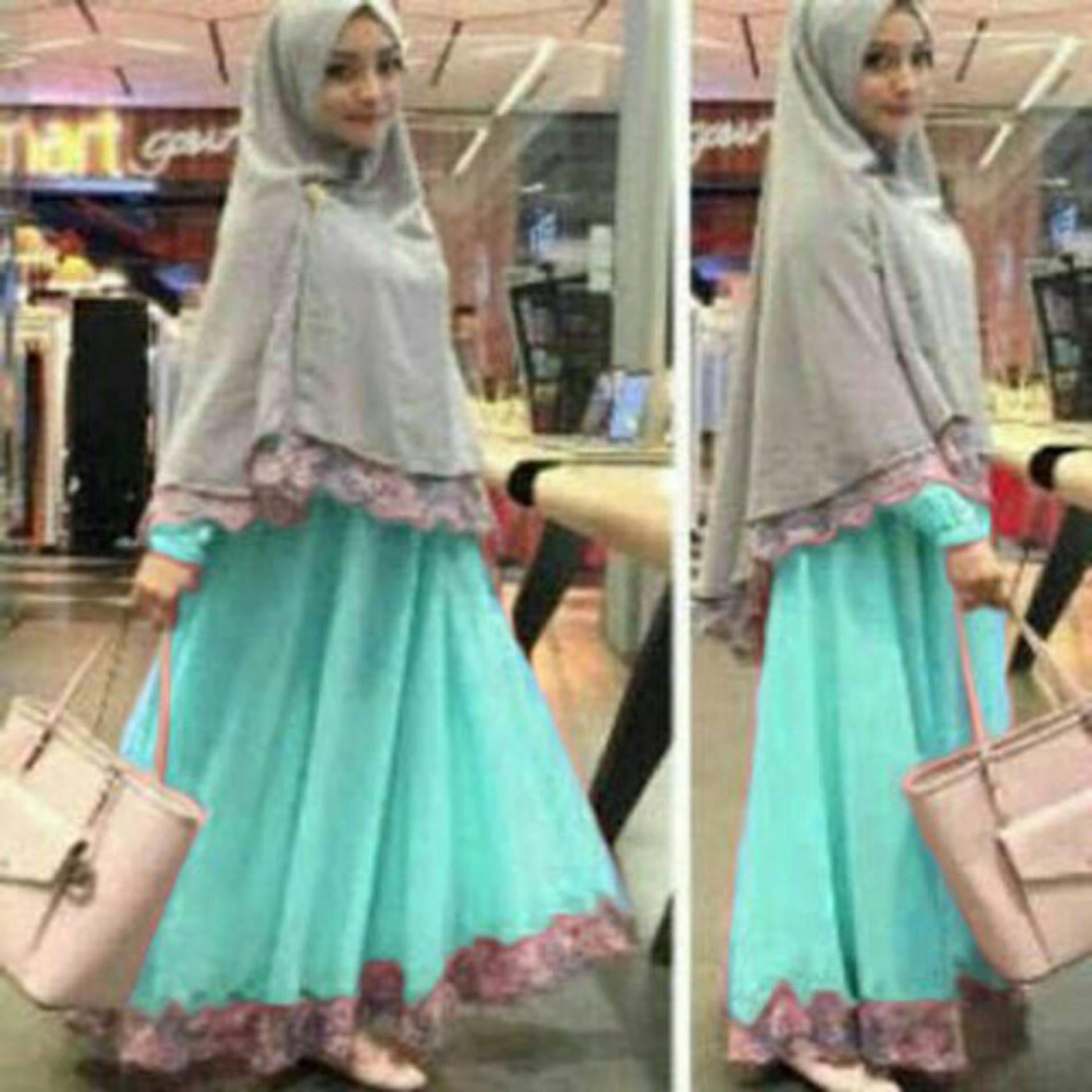 SR Collection Bella 2in1 Maxy Dress - Tosca