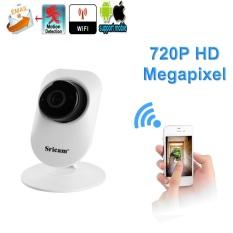 Harga Sricam 720 P H 264 Wifi Megapixel Wireless Ir Cut Cctv Keamanan Ip Camera Tf Slot Inggris Internasional Seken