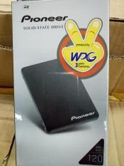 SSD PIONEER 120GB / GARANSI RESMI 3 TAHUN