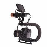 Jual Stabilizer C Shape Bracket Video Handheld Grip Untuk Kamera Camcorder Hitam Intl Oem Ori
