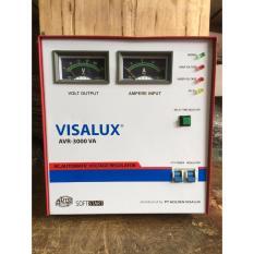 Stabilizer Visalux Avr-3000va By Sing Mesin.