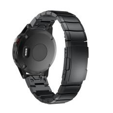 Harga Stainless Steel Gelang Cepat Replacement Band Strap Untuk Garmin Fenix 5 Watch Intl Terbaru