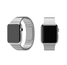 Review Stainless Steel Loop Type Watch Band Strap For Apple Watch Series 1 2 42Mm Intl Oem Di Tiongkok