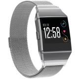 Harga Stainless Steel Milanese Magnetic Fit Bit Ionic Penggantian Sprot Strap Aksesoris Untuk Ionic Fit Bit Smart Watch Wanita Pria Intl Merk Oem