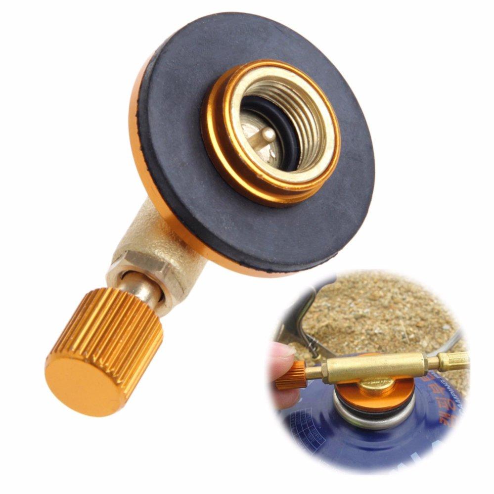 Ulasan Tentang Stainless Steel Outdoor Valve Flat Cylinder Control Switch Kompor Aksesoris Intl
