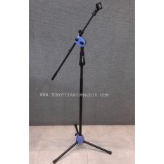 Jual Stand Microphone Raschsehr Sr 2008 Hitam Termurah