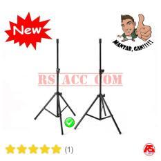 Stand Speaker Untuk Ukuran Speaker Dari 8 Sampai 15 Inch Sepasang 2 Unit Tripod