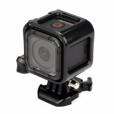 Harga Standar Case Perumahan Sisi Bingkai Plastik Tahan Air Border Cover Kamera Protector Untuk Melindungi Kamera Mount Untuk 4 S Pergi Pro Hero 5 4 Session Yicoe Terbaik