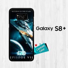 STAR WARS 7 Y0663 Casing HP Samsung Galaxy S8 Plus Custom Case Cover