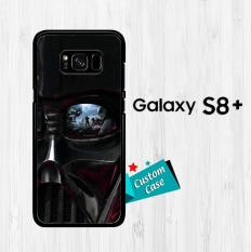 Star Wars Darth Vader Eye X4903 Casing HP Samsung Galaxy S8 Plus Custom Case Cover