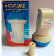 Daftar Harga Stargold Sg 100 I Lnb Ku Band Offset Cyber Parabola