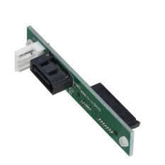 StarTech SLSATACDADAP Slimline SATA to SATA Adapter with SP4 Power Screw Mount - intl
