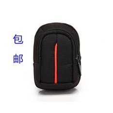 Saiteng RX100M4/M3/M5/SX710 kartu tas kamera digital tas kamera kartu hitam