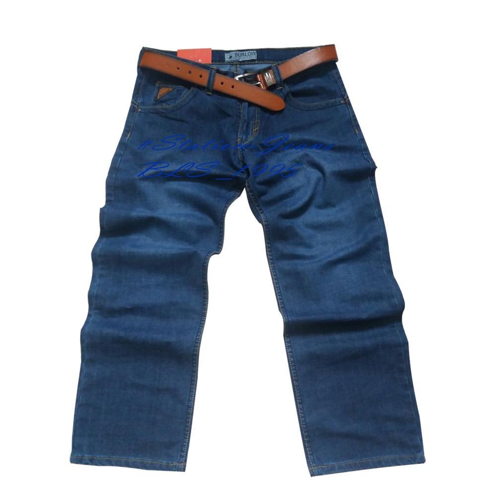 Toko Station Jeans Celana Panjang Reguler Celana Jeans Panjang Standard Termurah