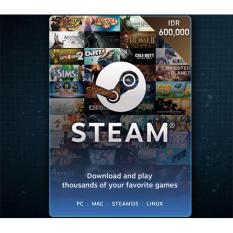 Steam Wallet Code IDR 600.000
