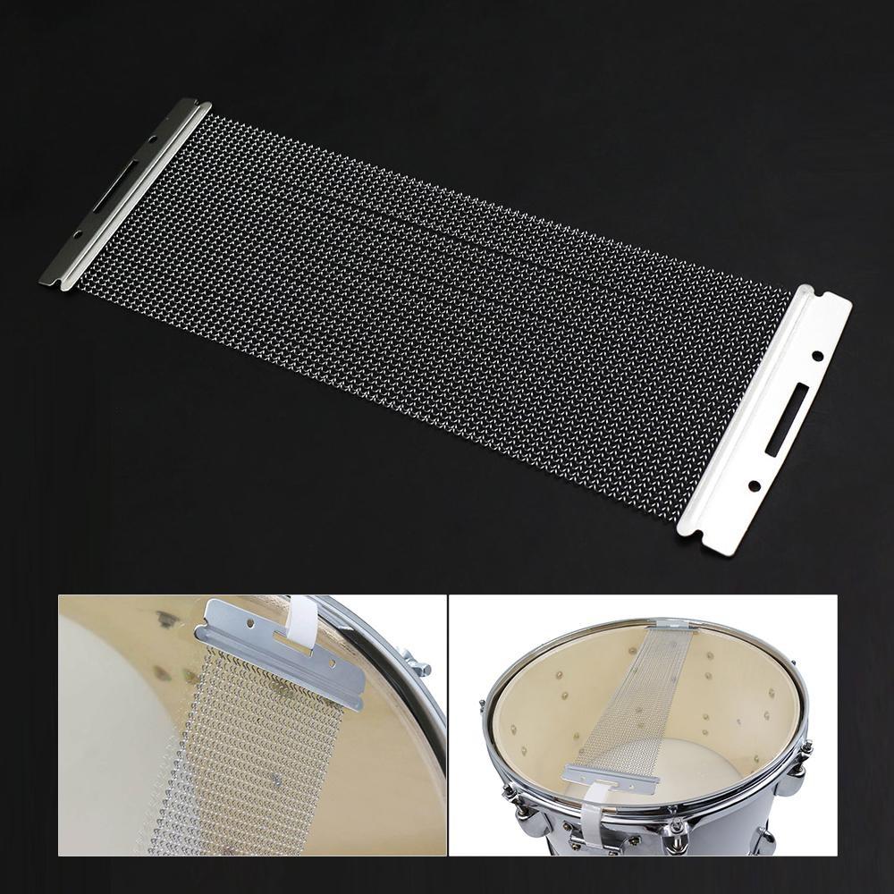 Steel Snare Wire 40 Strand Drum Spring untuk 14 Inch Snare Drum Cajon Box Drum ^-Intl