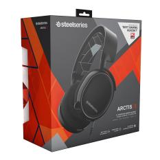 Harga Steelseries Arctis 3 With 7 1 Dts Headphone X Black Di Jawa Tengah