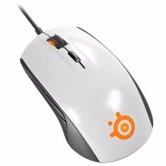SteelSeries Rival 100 Optical Gaming Mouse - White