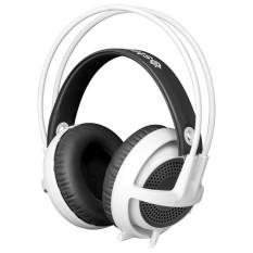 SteelSeries Siberia V3 Ukuran Penuh Headset Putih (61356)-Intl